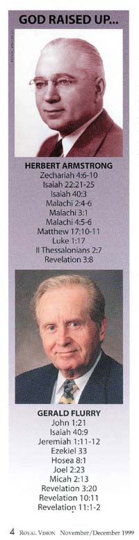 The Plain Truth About Malachis Message And That Prophet